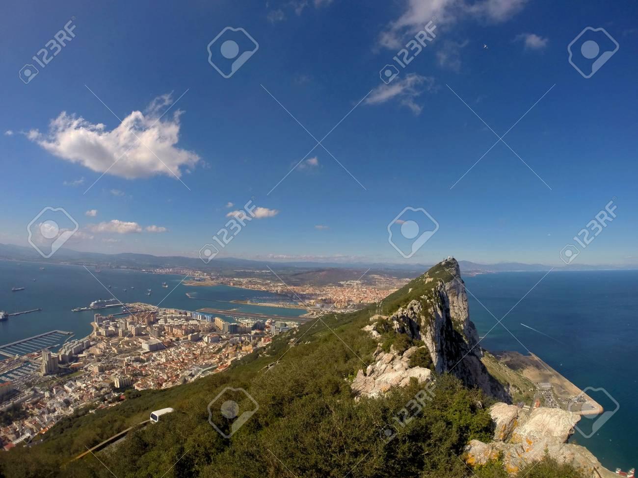 Gibraltar Stock Photo - 57534381