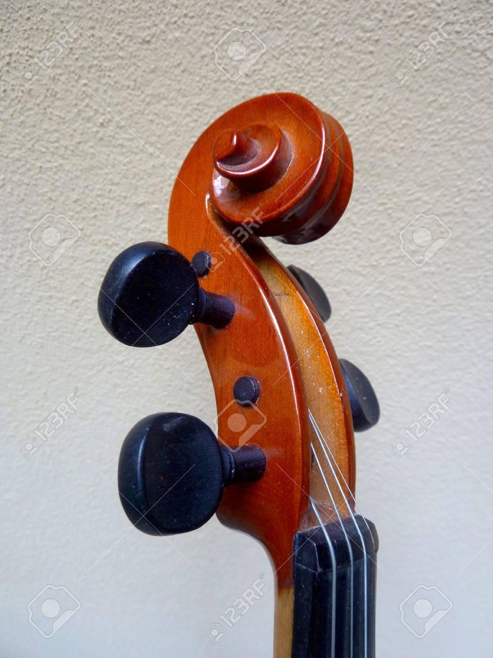 violin strings Stock Photo - 60200750