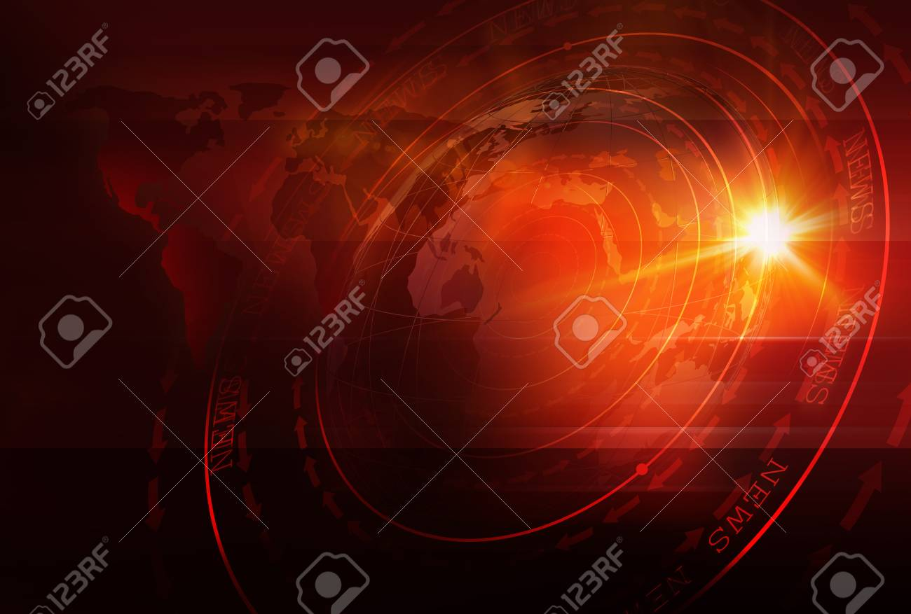Graphical sport news background with world map and round circles graphical sport news background with world map and round circles with layers of stages text gumiabroncs Images