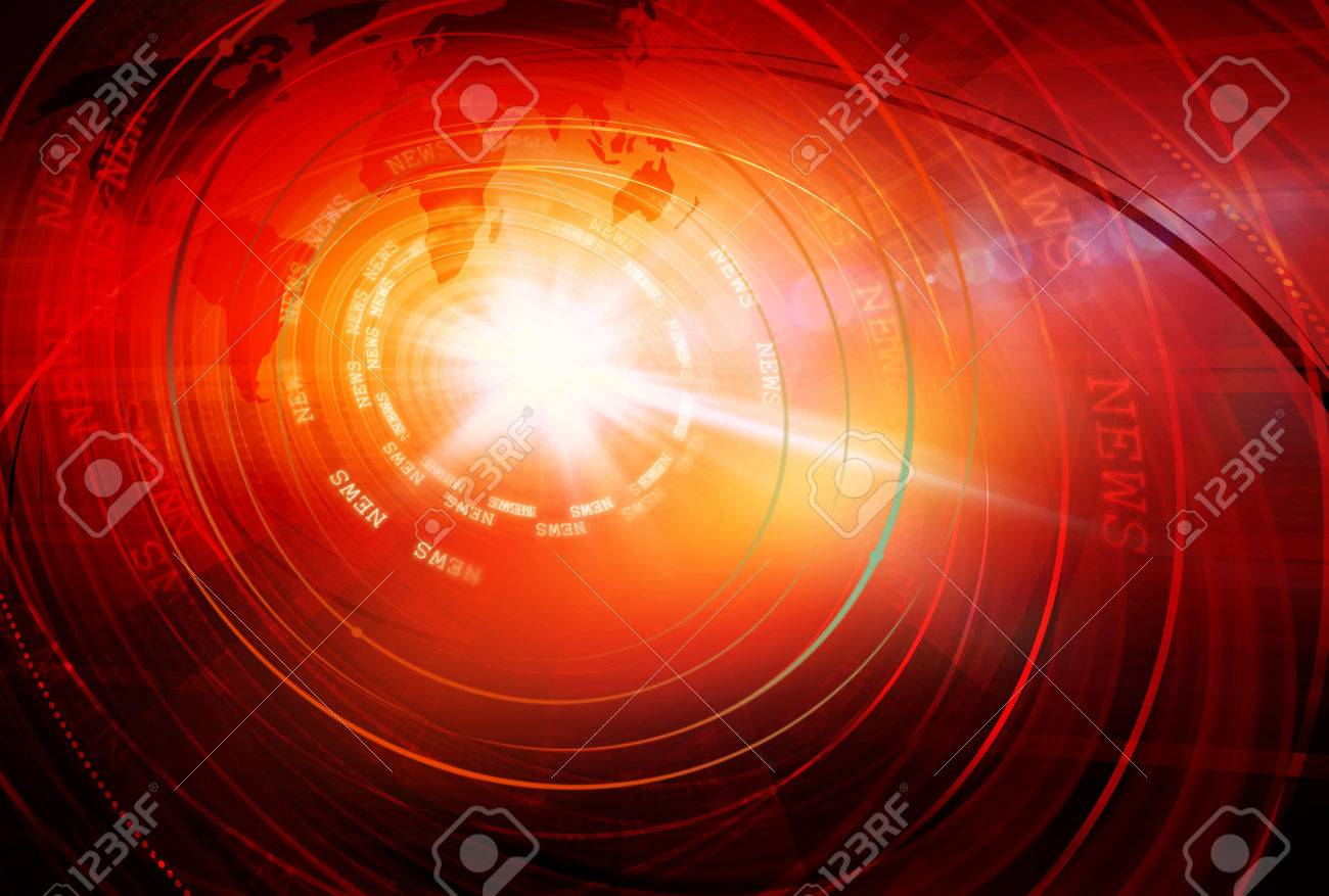 Graphical digital news background with world map and concenteric graphical digital news background with world map and concenteric waves circles stock photo 81129095 gumiabroncs Image collections