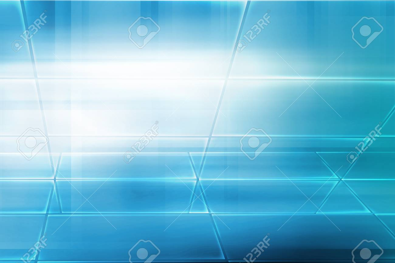 graphical abstract technology background high tech blue theme