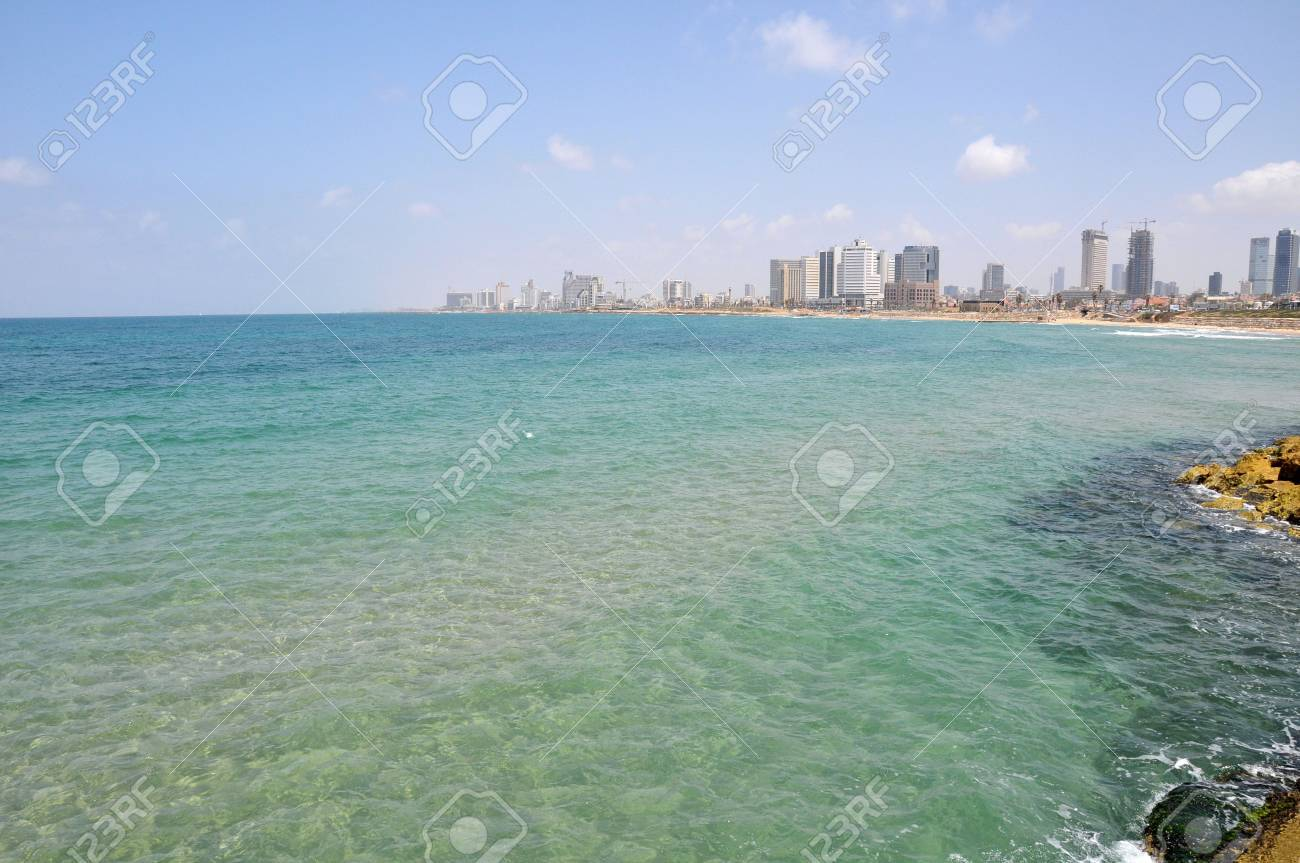 View of Tel aviv, Israel capital Stock Photo - 6984687