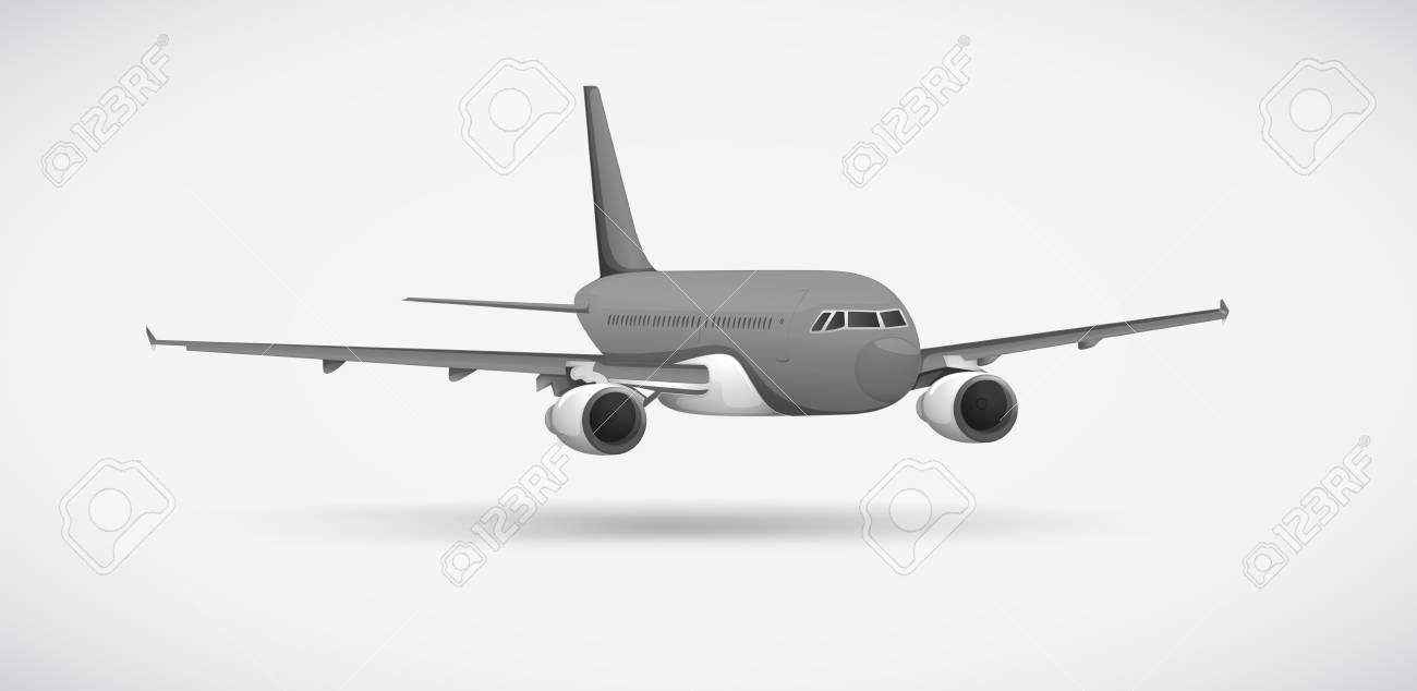 航空機のイラストのイラスト素材ベクタ Image 31834178