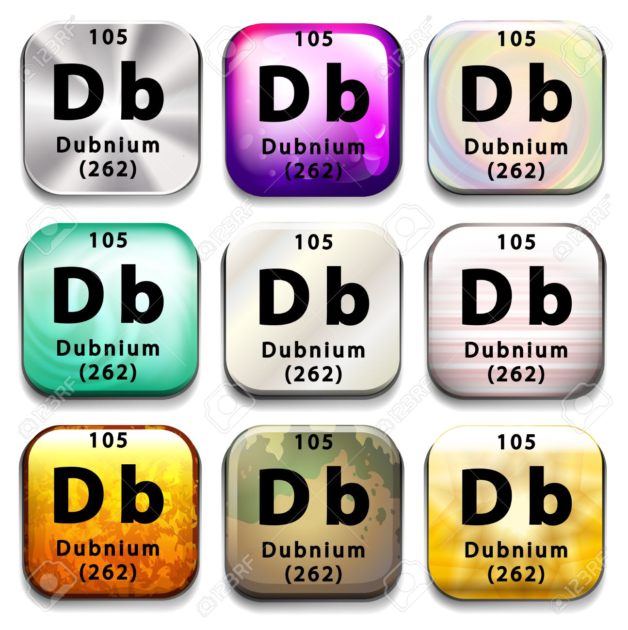 Db periodic table choice image periodic table images db periodic table choice image periodic table images a periodic table showing dubnium on a white gamestrikefo Images