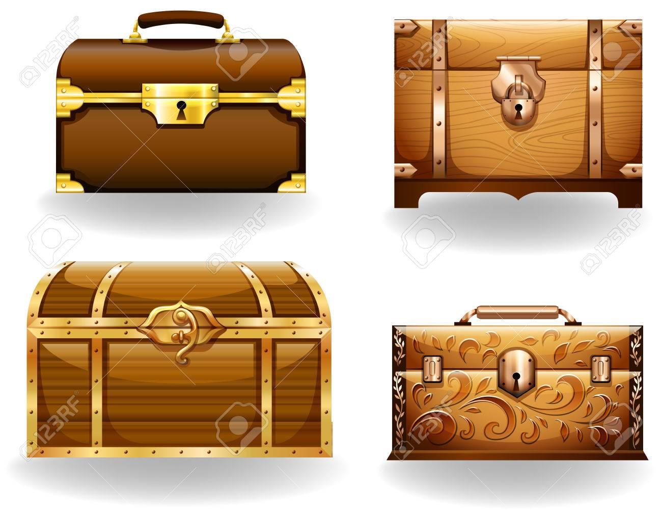 Resultado de imagen de cofre del tesoro