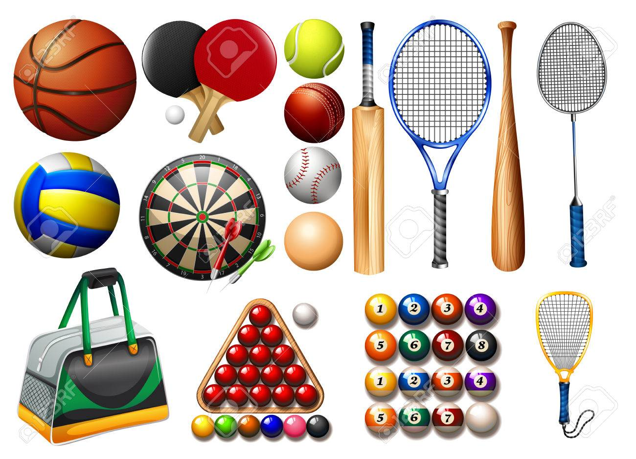 Image result for sports equipment