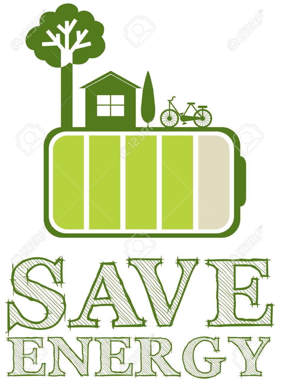 save energy poster
