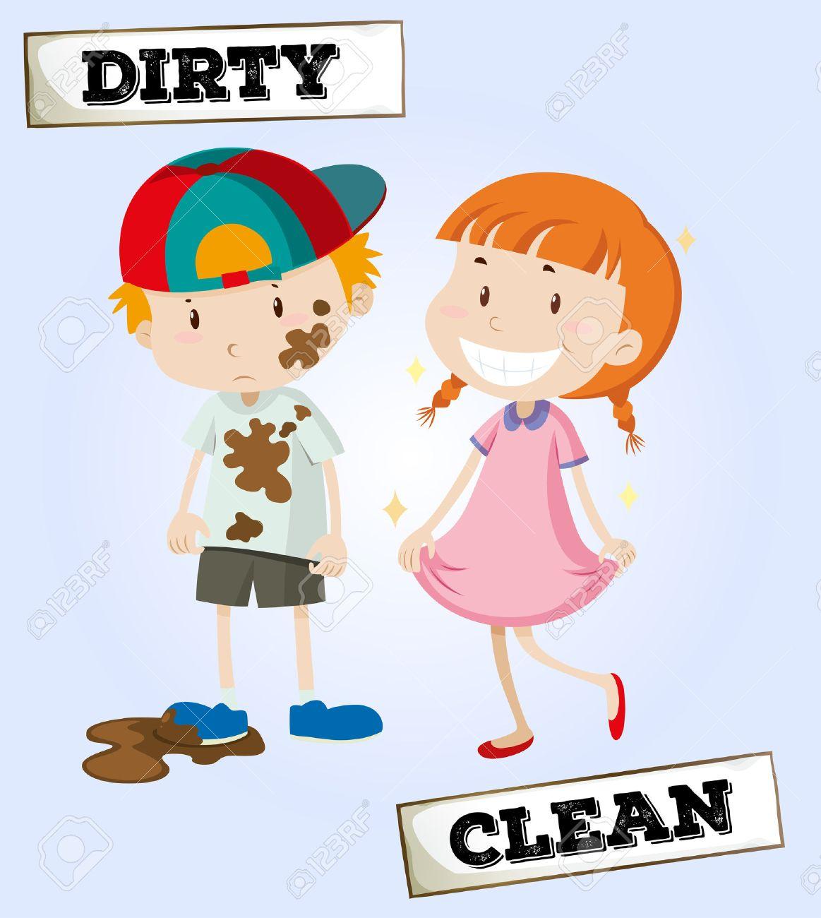 Девочки в грязных х
