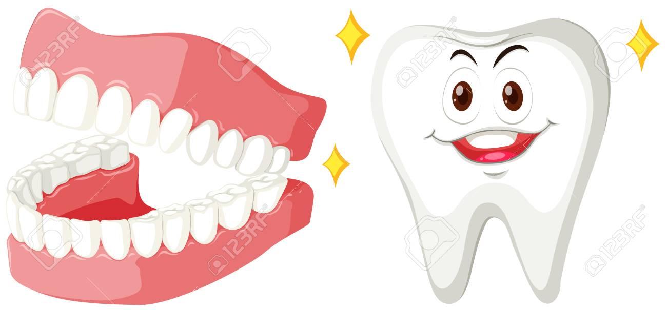 Fantastisch Zähne Verdrahtet Cartoon Zeitgenössisch - Elektrische ...