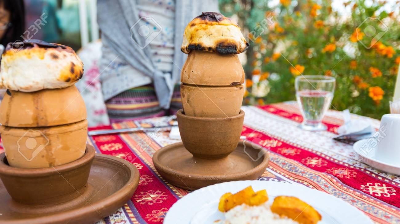 Çömlek Kebabı