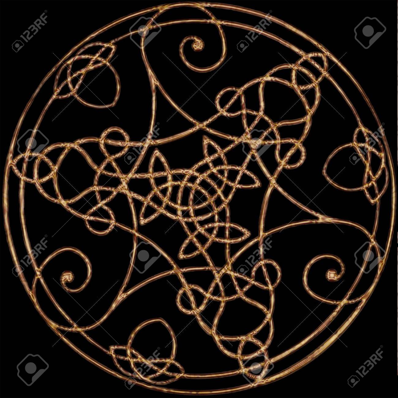 Celtic Mandala V Stock Vector - 19152949