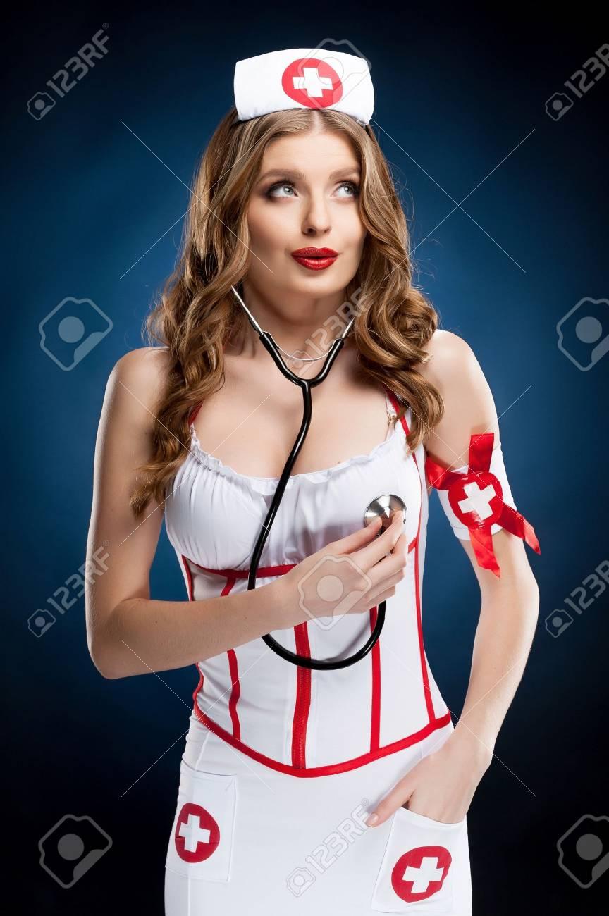 22009974-sexy-nurse-beautiful-young-nurs