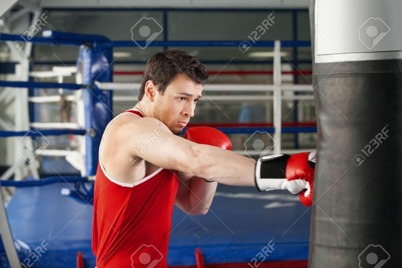 トレーニング ボクサー