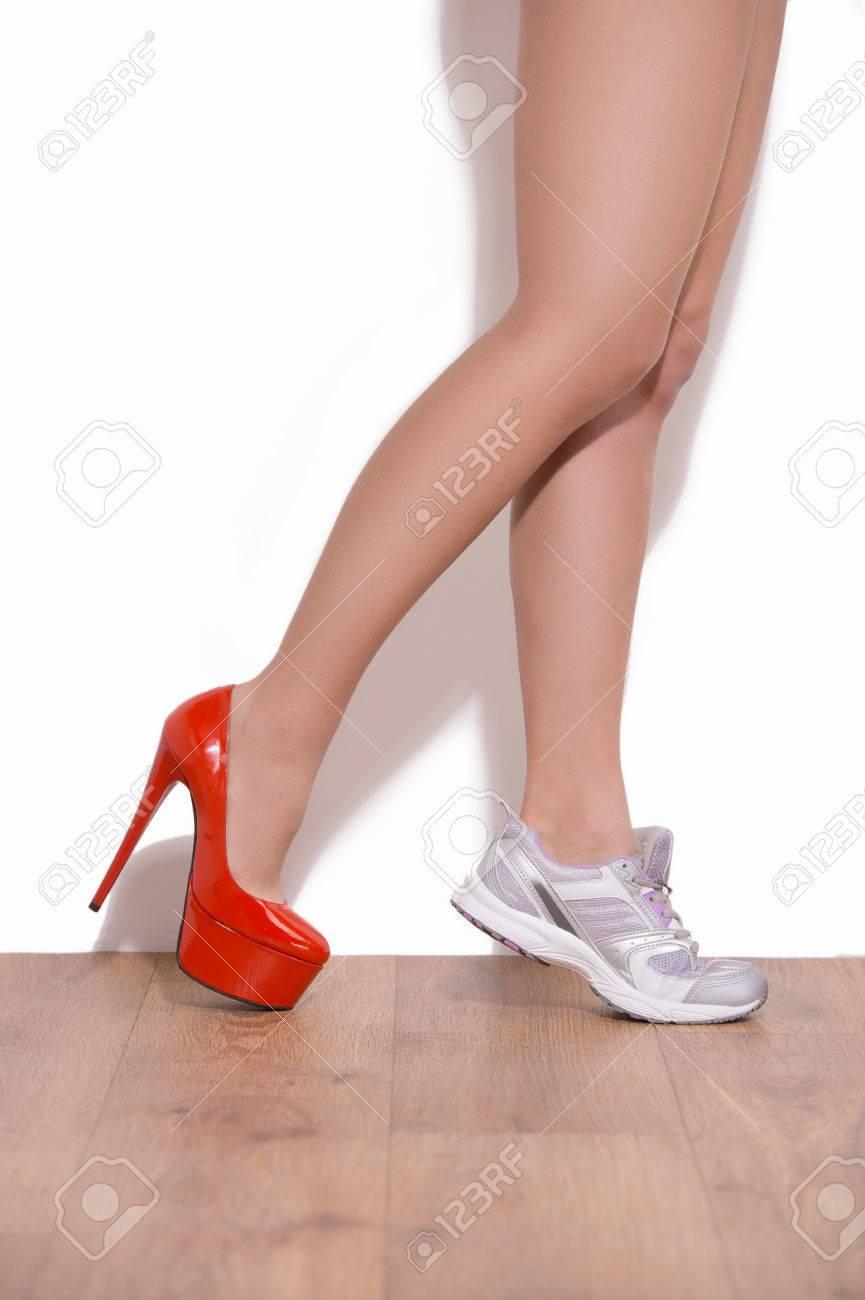 Tacchi Scarpe E Scarpe