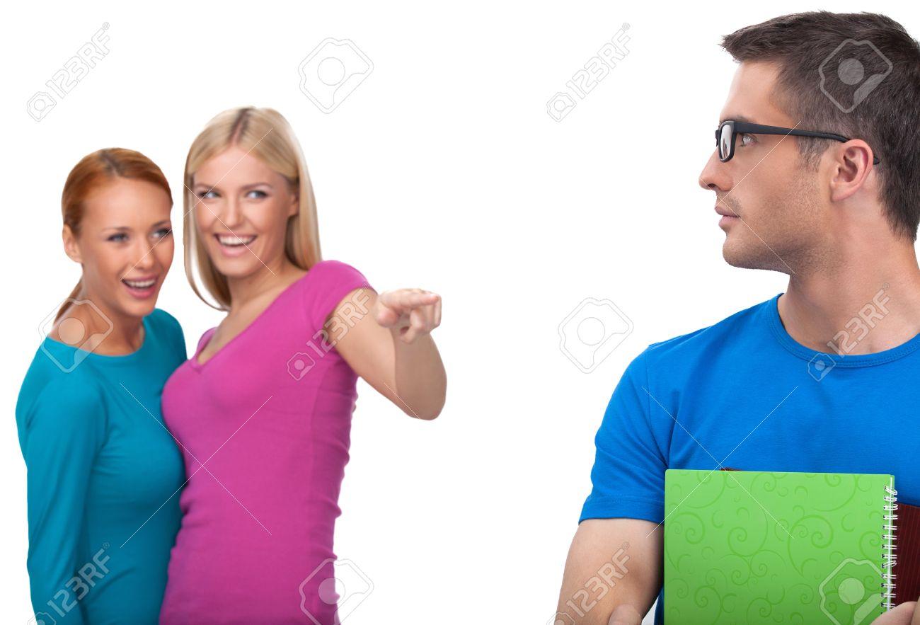 фото ботаник и две девушки