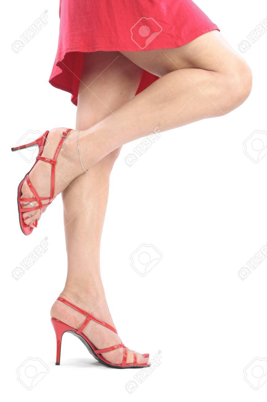 Red Heels Sexy