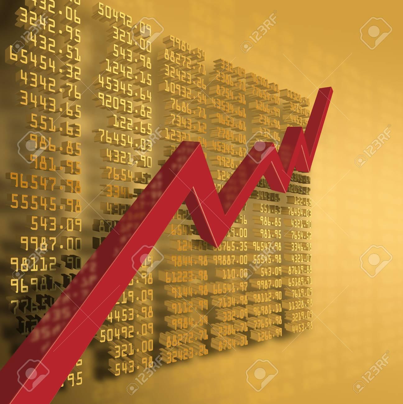 economic recovery Stock Photo - 4980968