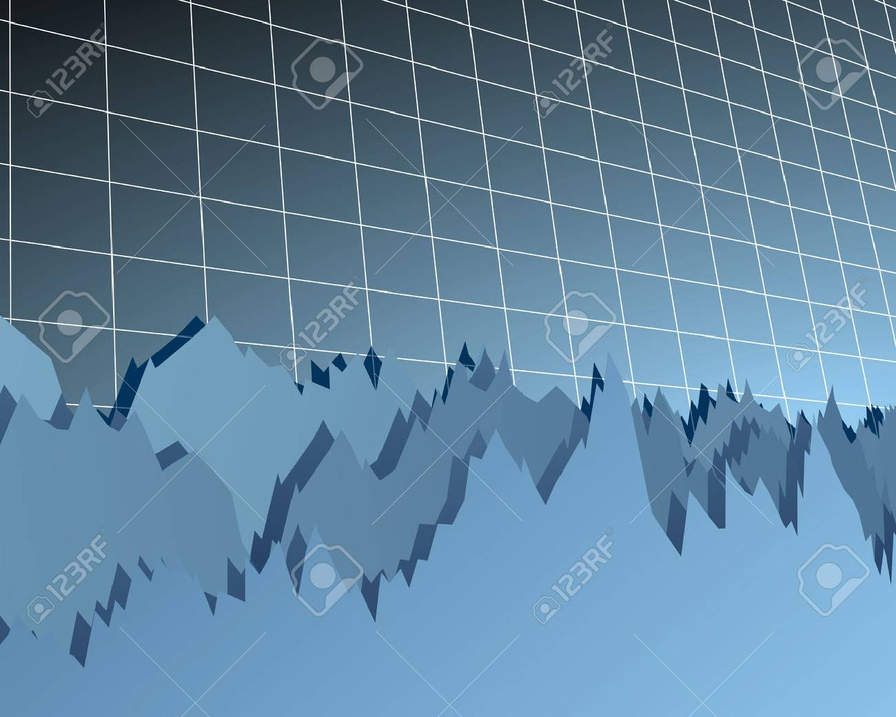 stock prices Stock Vector - 5205728
