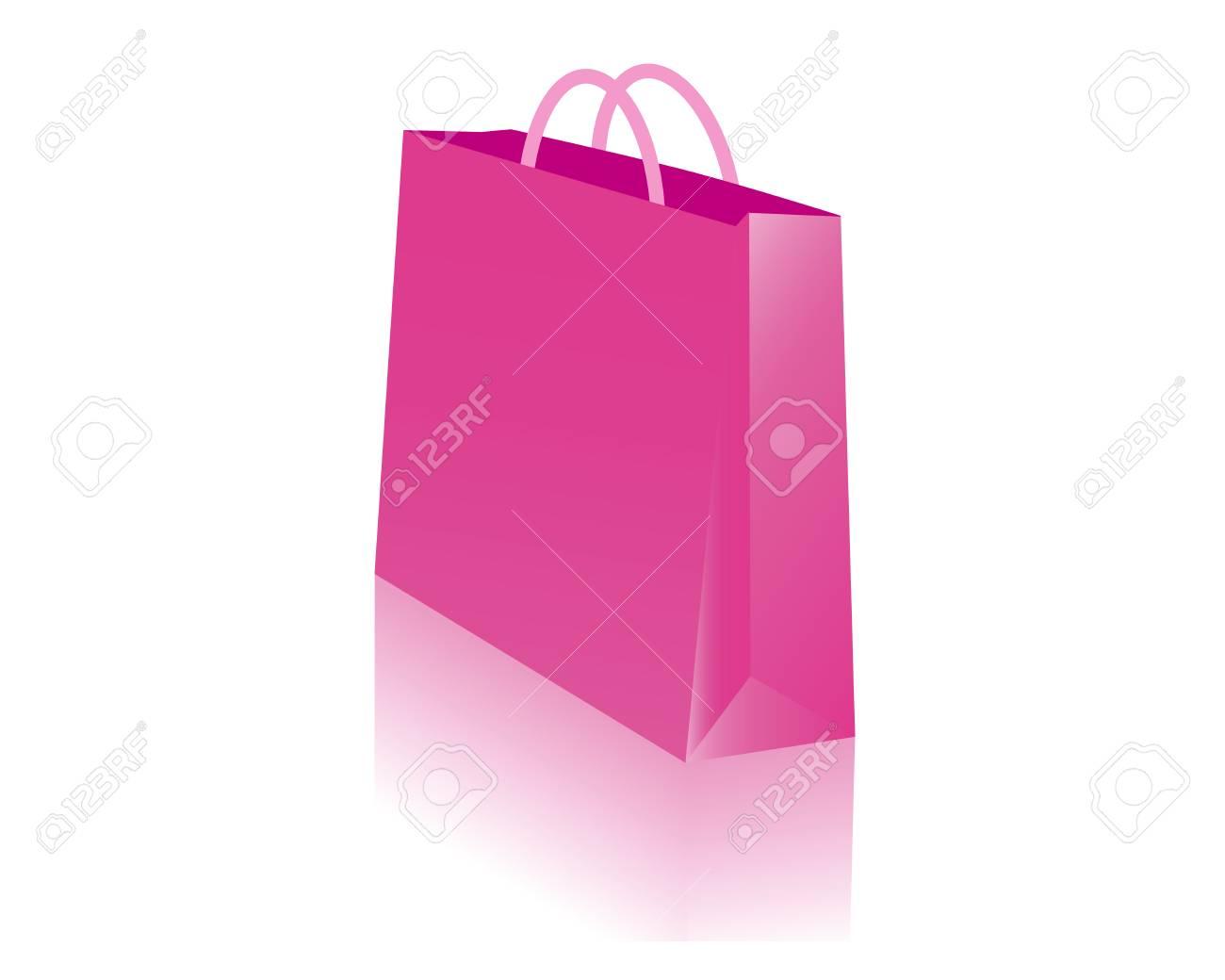 shopping bags Stock Vector - 5330411