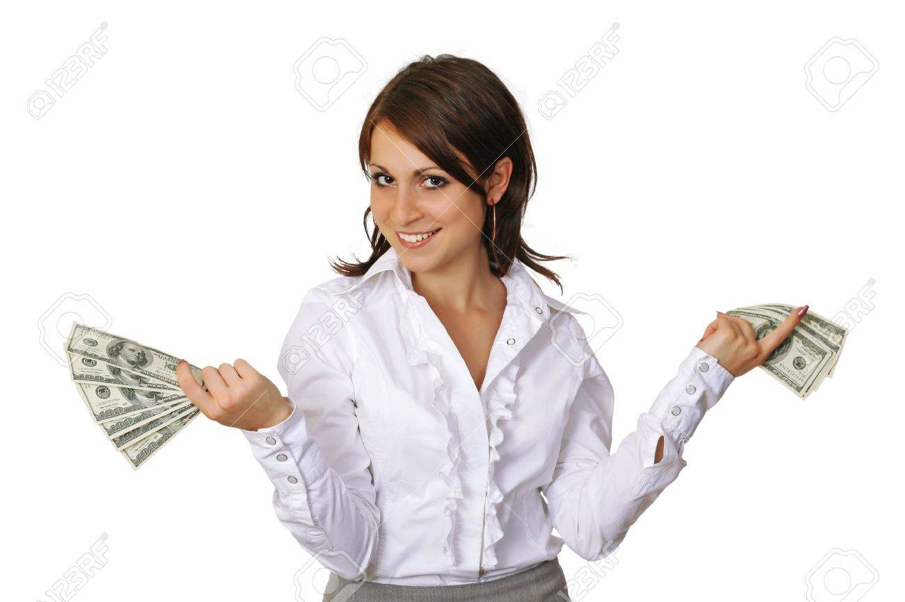 http://previews.123rf.com/images/blulake/blulake1107/blulake110700006/9926133-Cheerful-young-woman-showing-cash-and-smiling-Stock-Photo-money.jpg