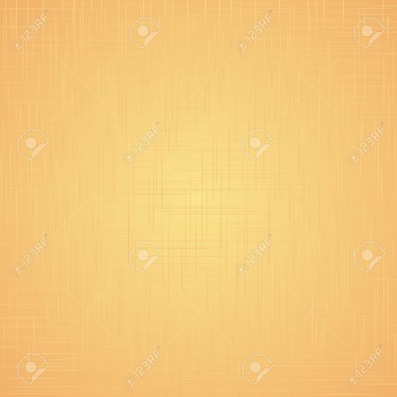 Light Brown Vintage Background With Thin Lines Stock Vector