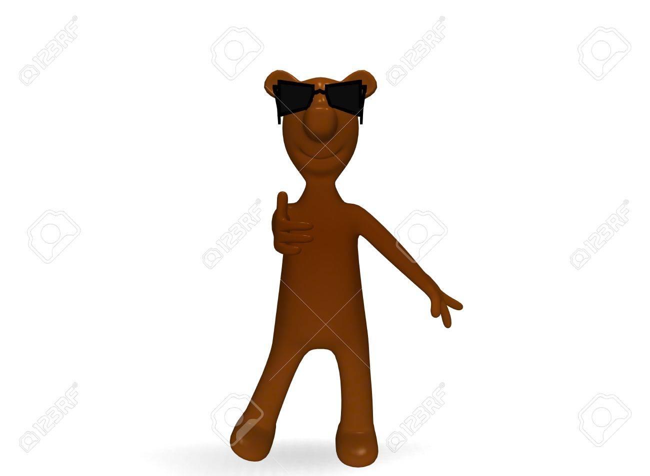 bear all right Stock Photo - 5060600