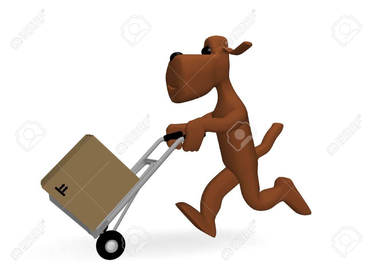 dog parcels Stock Photo - 6567796