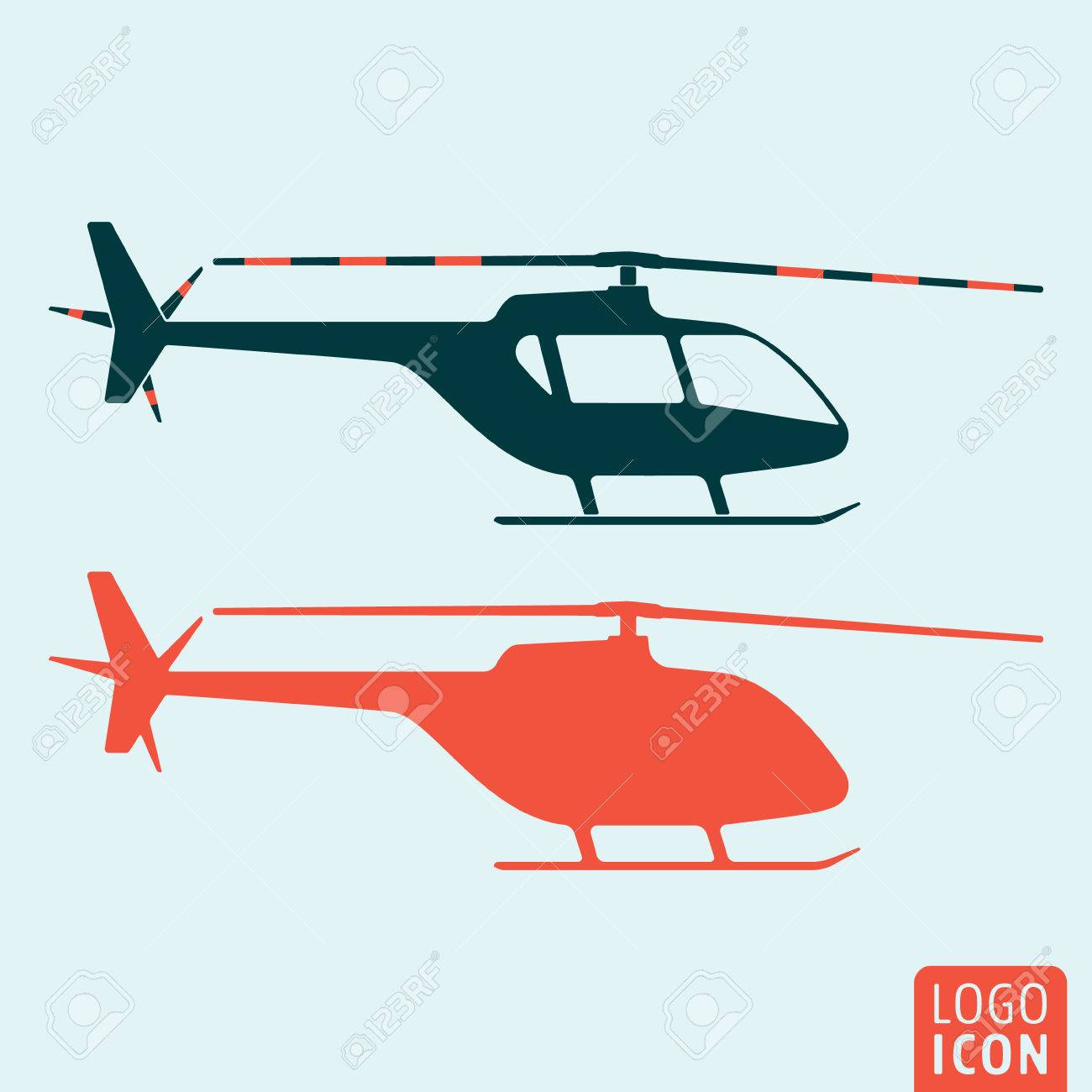 helicopter icon helicopter logo helicopter symbol silhouette