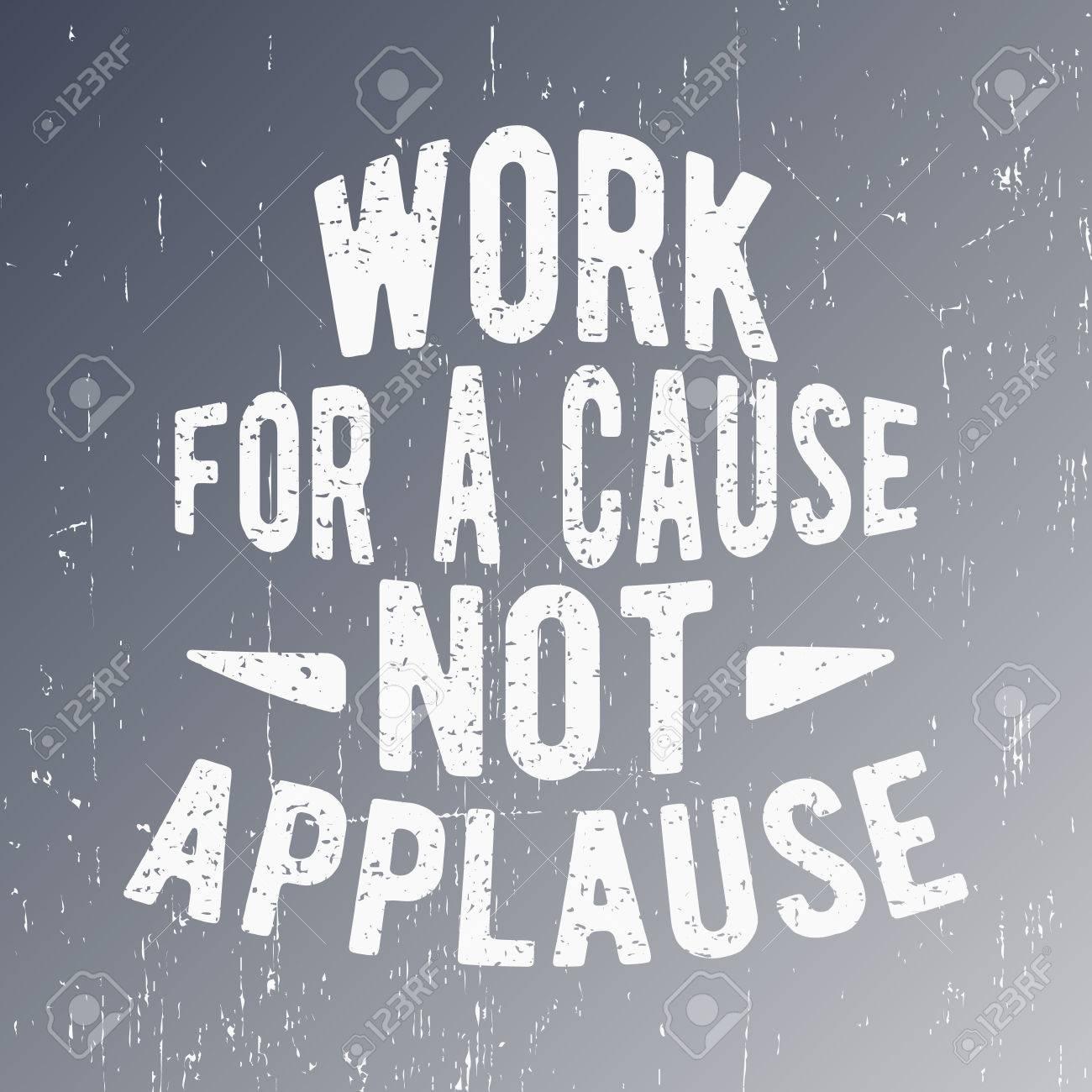 T Shirt Print Design Vintage Stamp Or Motivational Quote Work