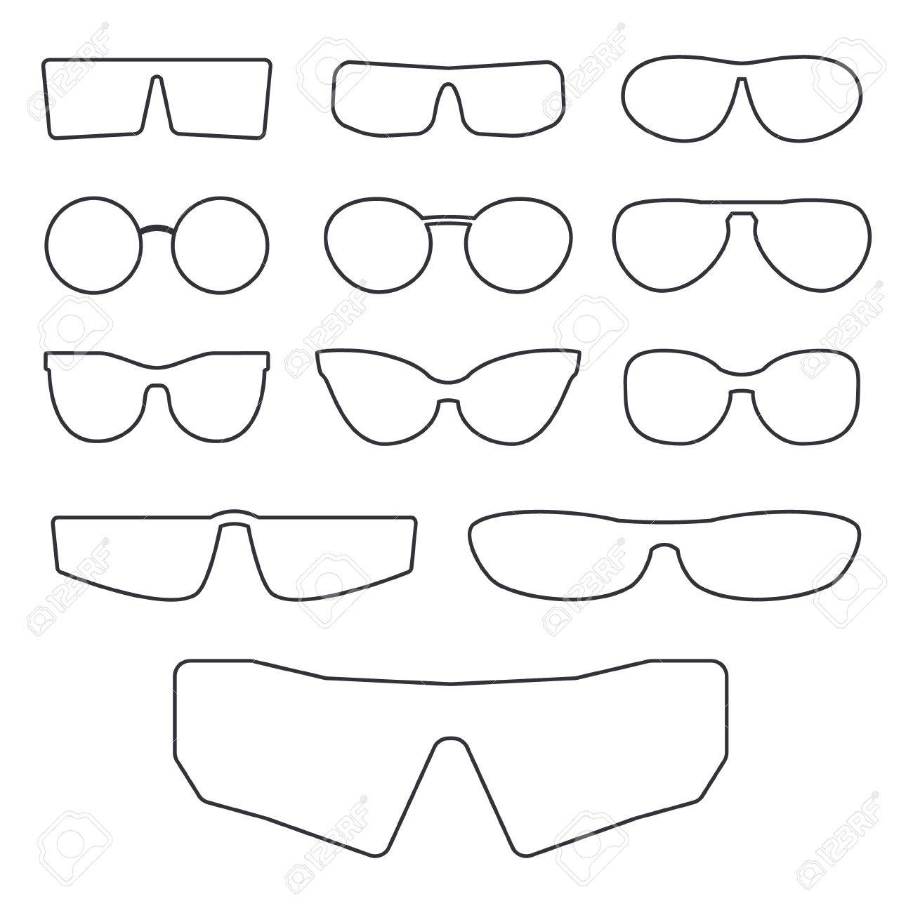 Niedlich Brillenrahmengröße Zeitgenössisch - Benutzerdefinierte ...