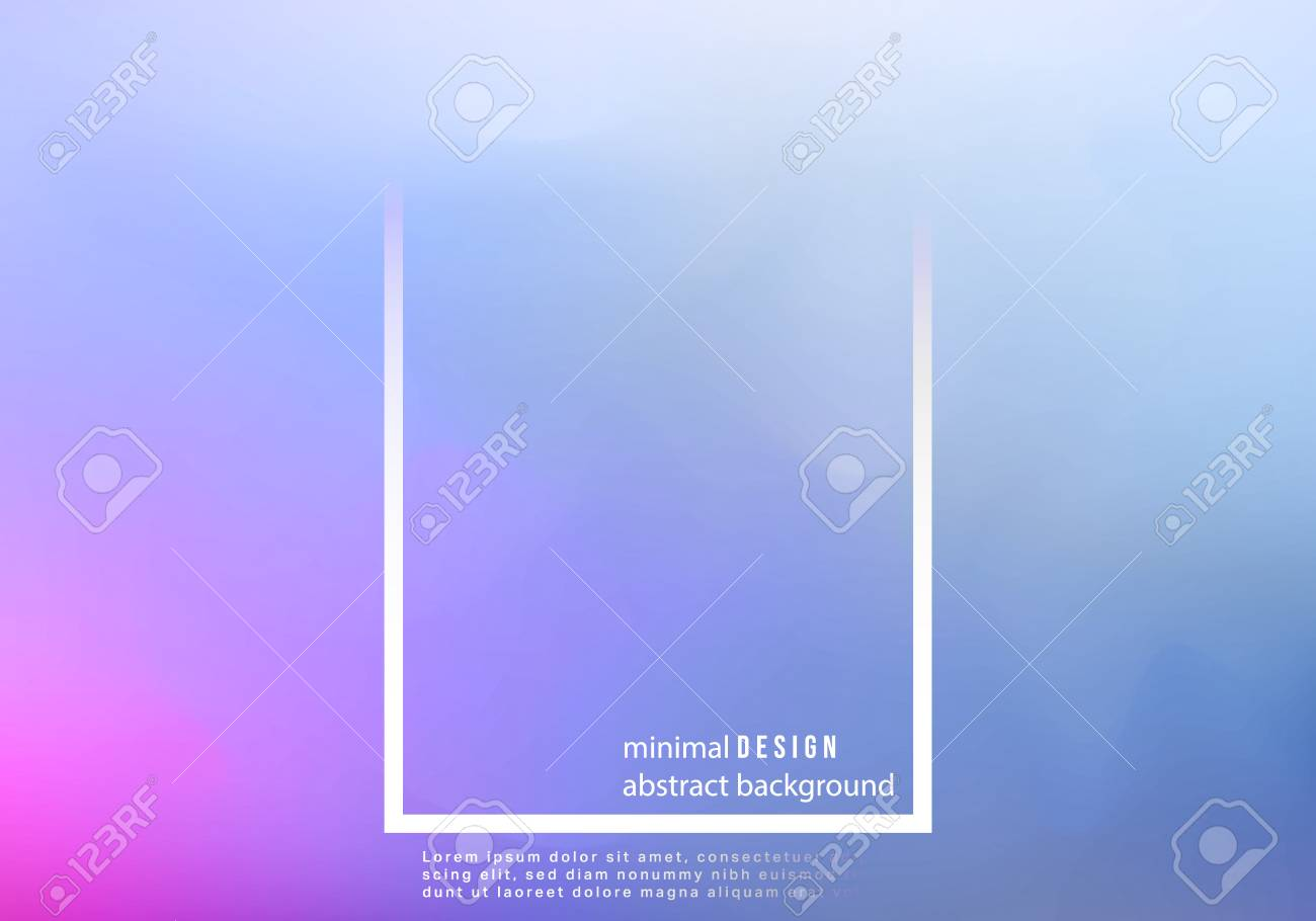Colorful Background Template Designed For Cover, Banner, Printing ...