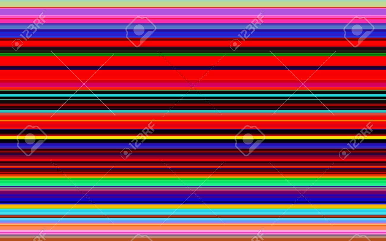 Color lines textile background  Colorful stripes designed for