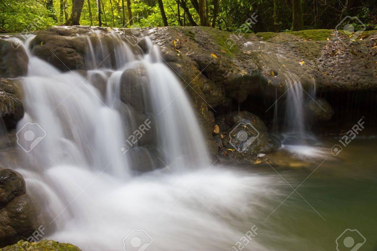 Sa Nang Manora forest park in Phangnga, Thailand Stock Photo - 11591237