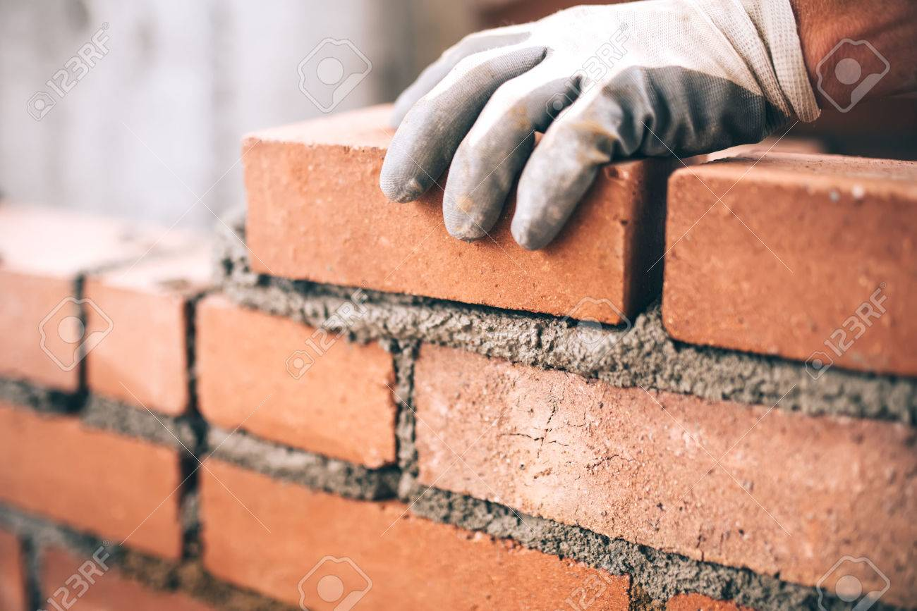 Bricklayer Stock Photos. Royalty Free Bricklayer Images