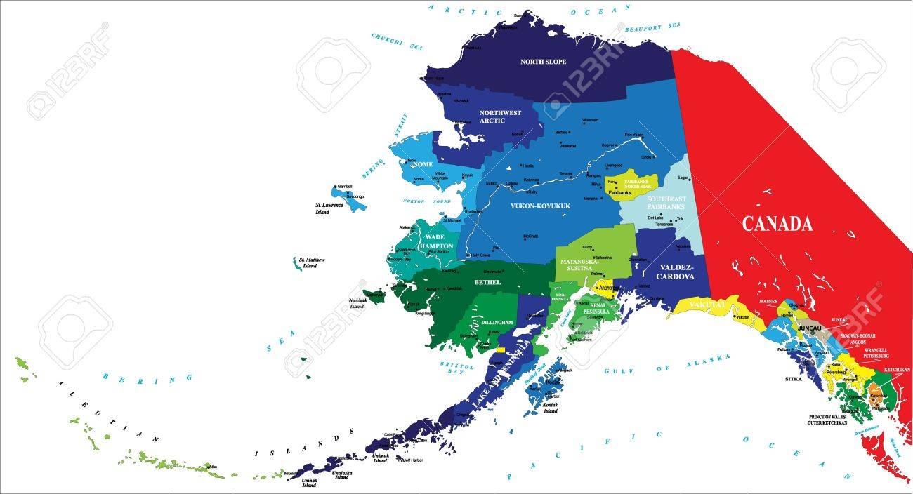 map of bethel alaska
