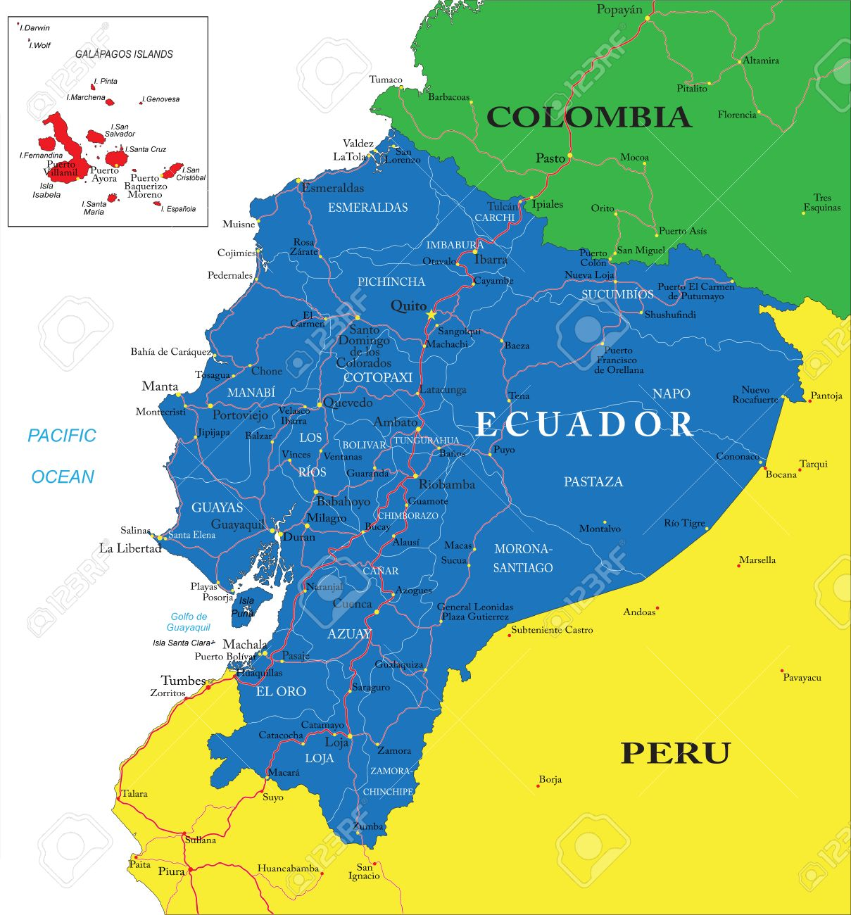 Ecuador map on hungary map, belize map, czech republic map, puerto rico map, dominican republic map, panama map, romania map, el salvador map, equator map, greece map, united states map, spain map, brazil map, costa rica map, aruba map, china map, colombia map, bulgaria map, canada map, portugal map, french guiana map, belarus map, croatia map, cuba map, chile map, peru map, ivory coast map, mexico map, columbia map, galapagos map, argentina map, bolivia map, venezuela map,