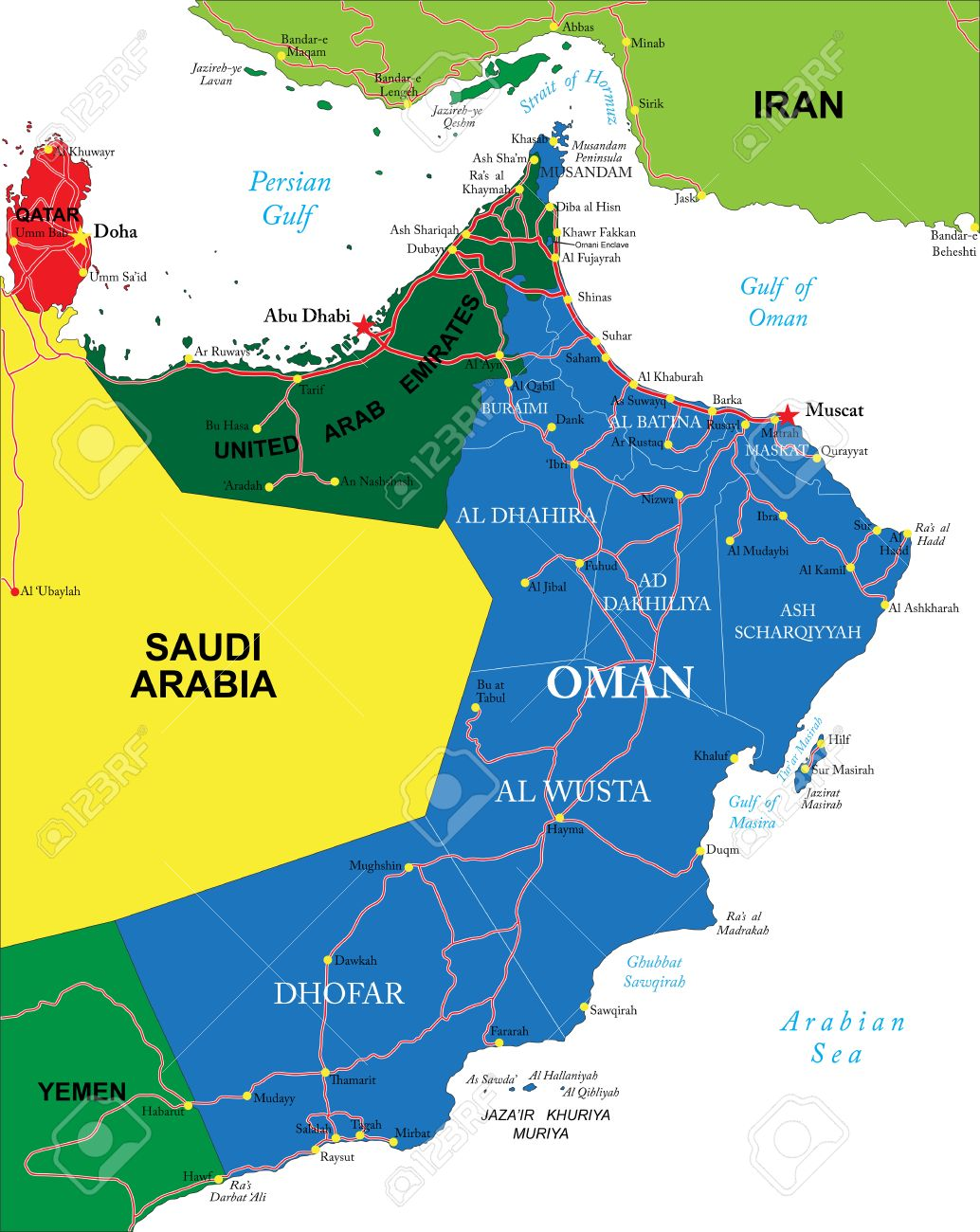 Oman map Map In Oman on map in cyprus, map in jamaica, map in botswana, map in nigeria, map in somalia, map in guatemala, map in nicaragua, map in burma, map in himalayas, map in mali, map in mongolia, map in belgium, map in sudan, map in bhutan, map in denmark, map in netherlands, map in yemen, map in iceland, map in honduras, map in mauritius,