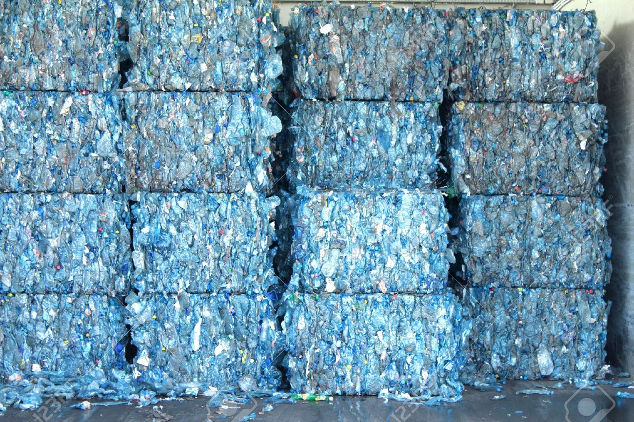 Recycling Plastic Bottles Recycled Plastic Bottles Stock Photos Images Royalty Free