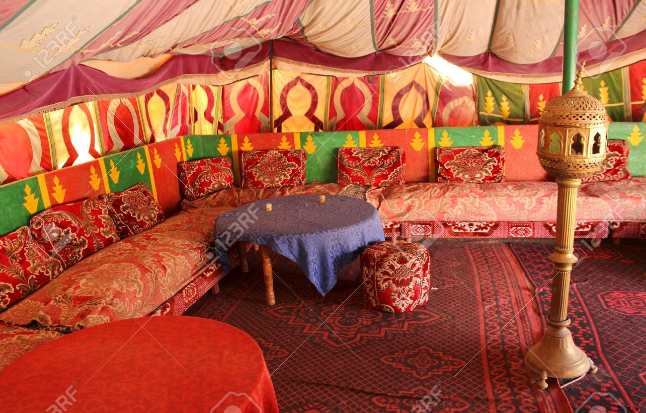 traditional berber tent tafraout marocco stock photo picture and