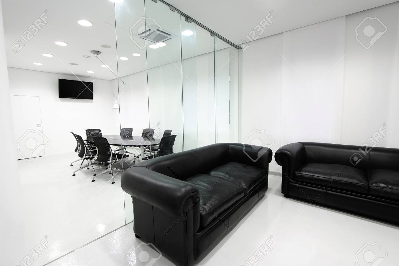 Interior of the modern office Stock Photo - 17589533