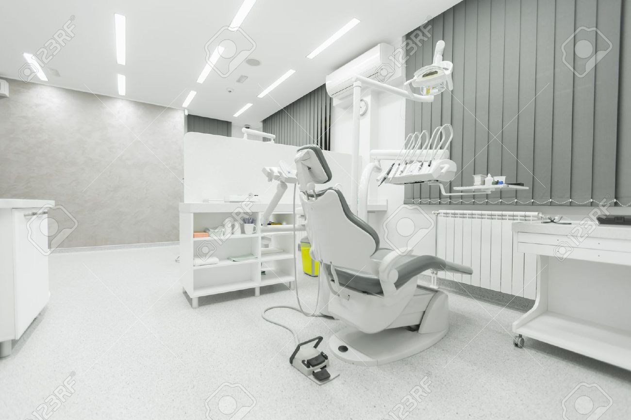 Dentist Office Stock Photo   21961135