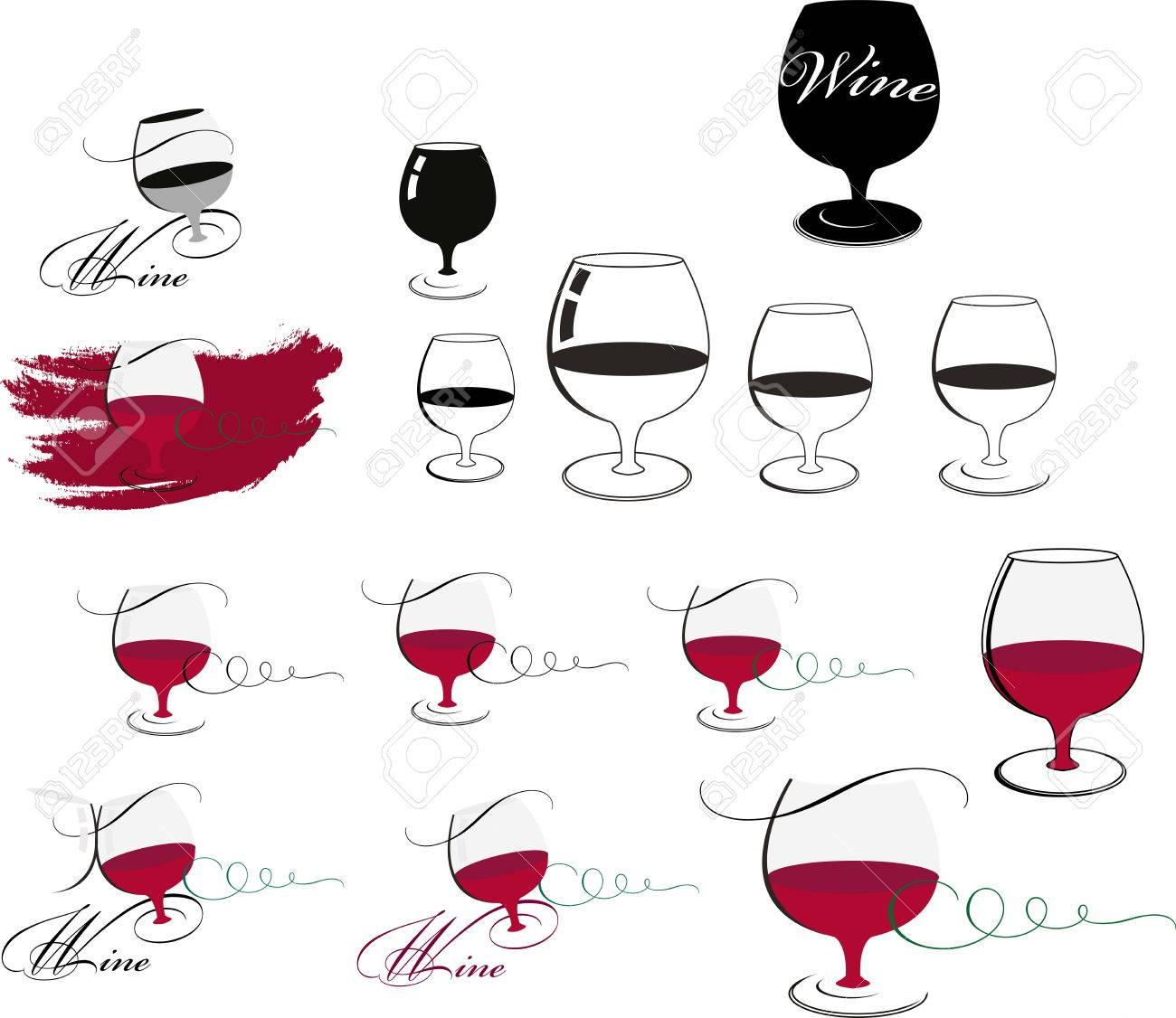 Wine Stock Vector - 22364195