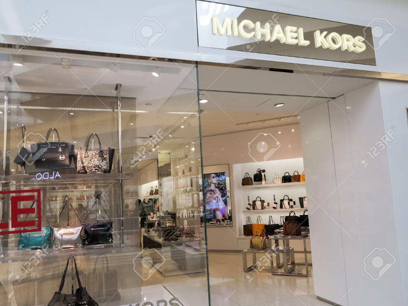 fashion designer michael kors 6nqw  DENVER, USA