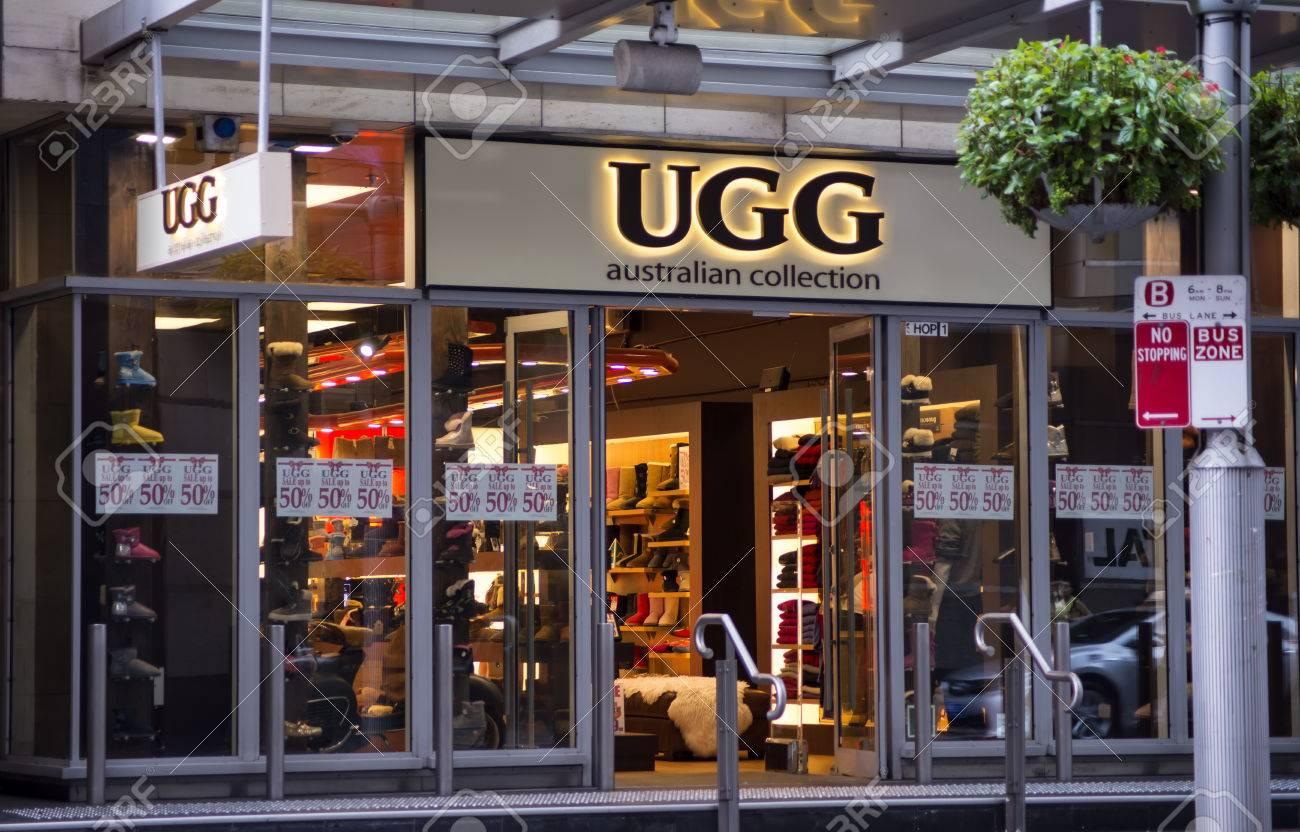 ugg shops in sydney australia