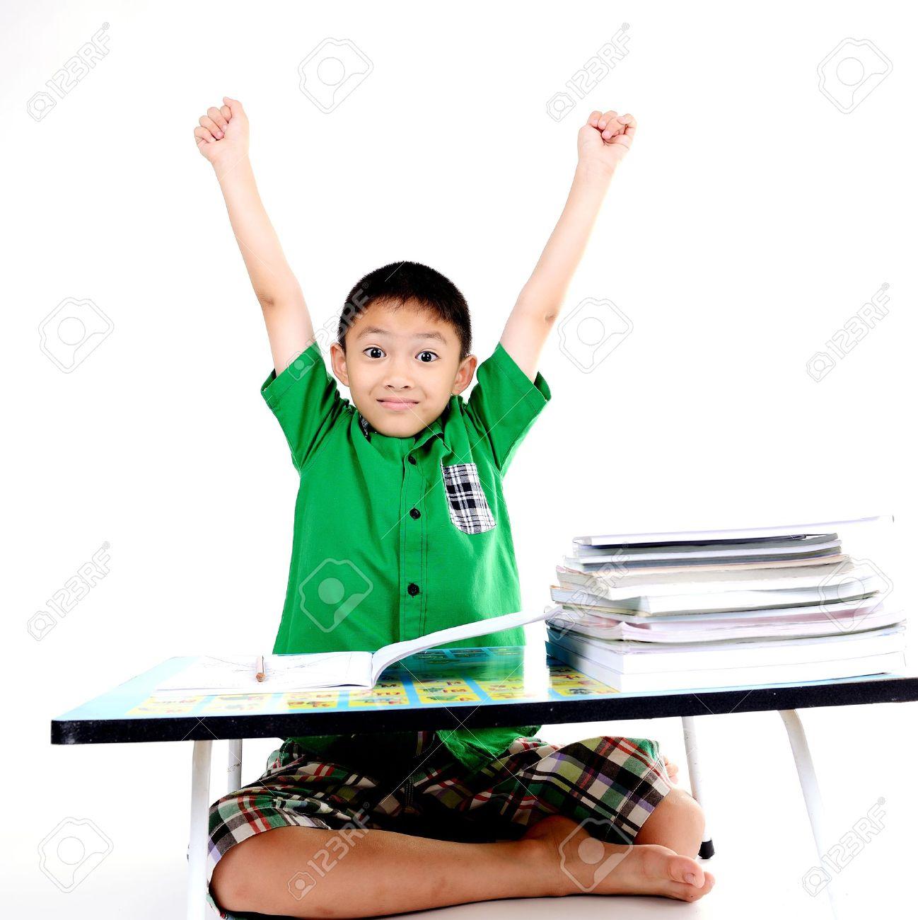 finish the homework