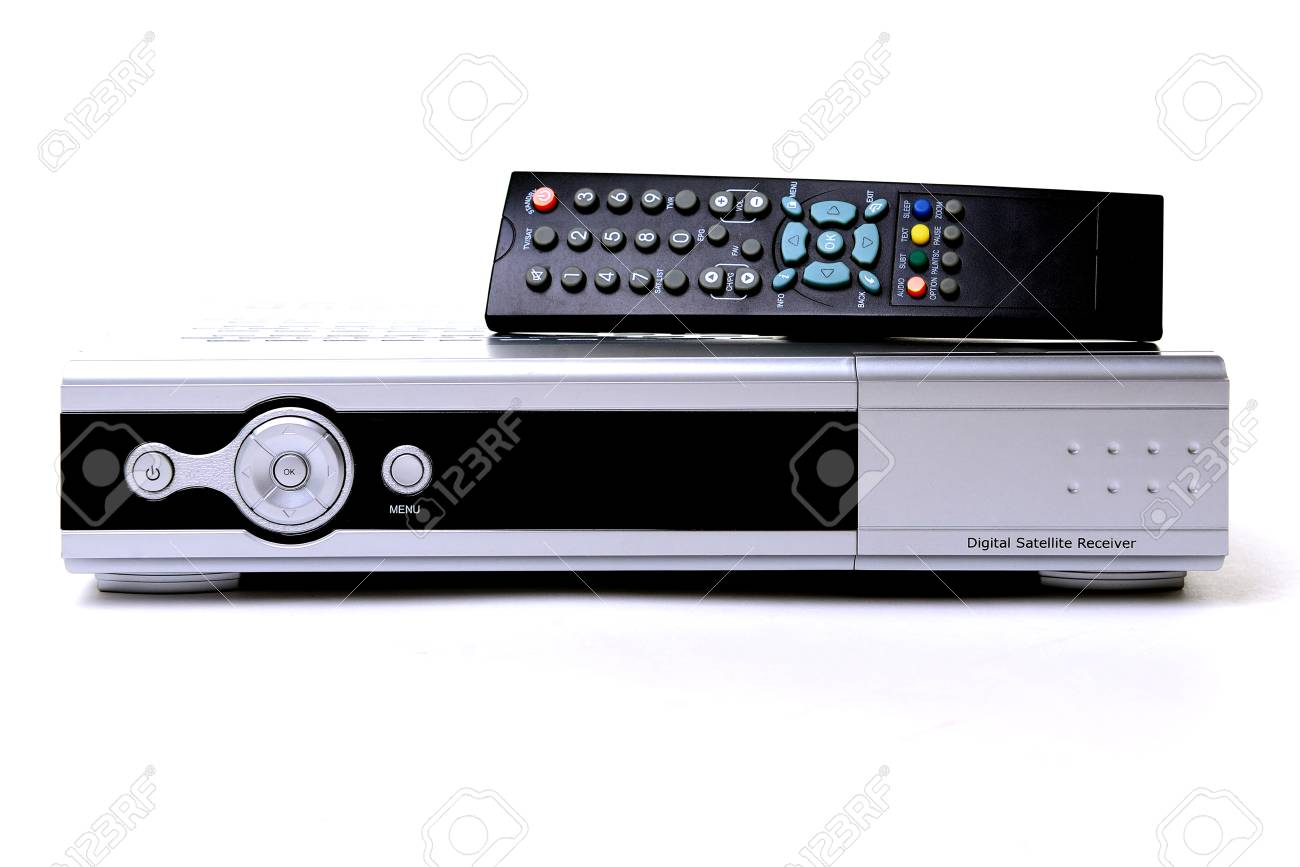 Receiver for satellite and remote control - 22180119
