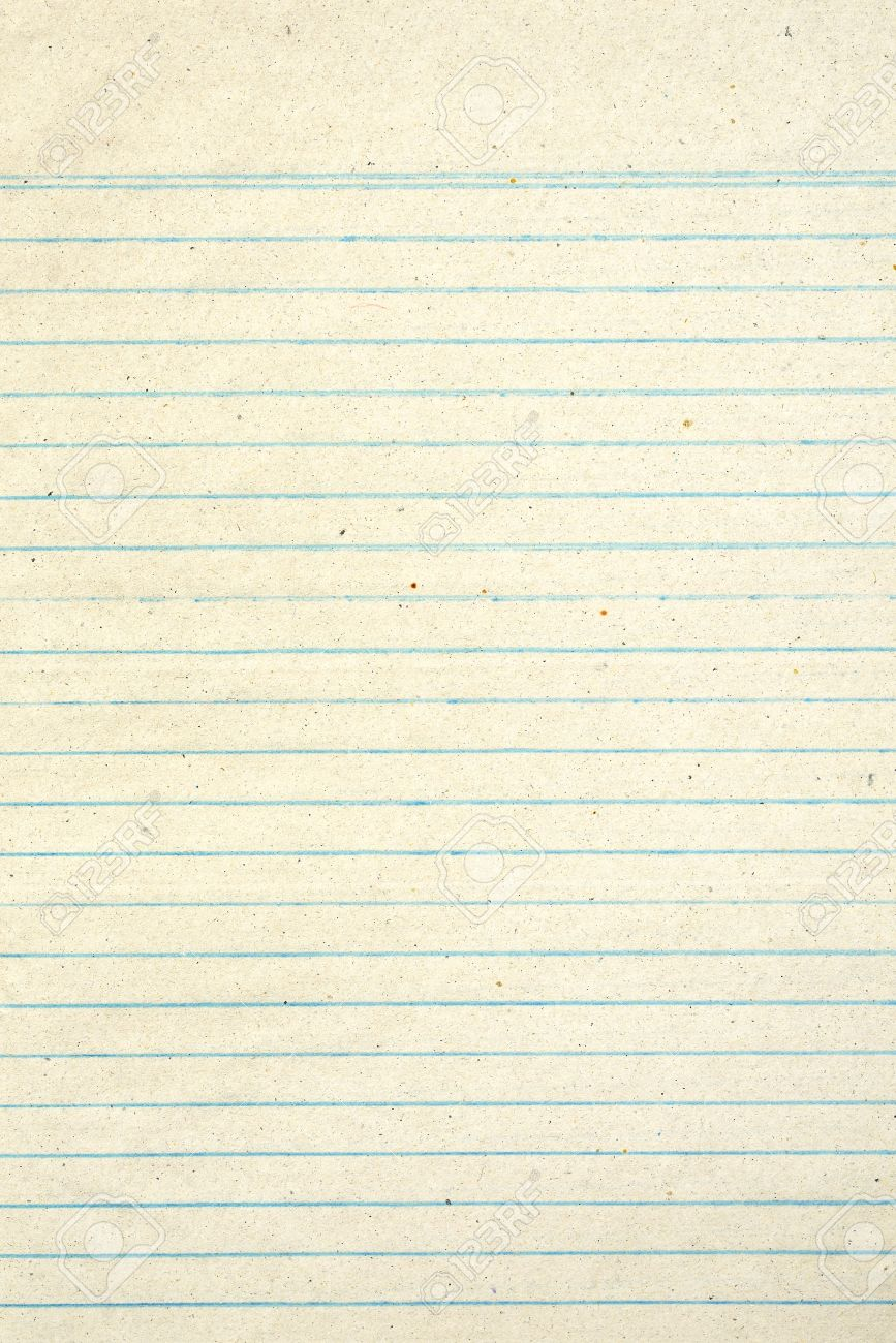 Vintage Grungy Lined Paper Photo Picture And Royalty Free – Paper Lined