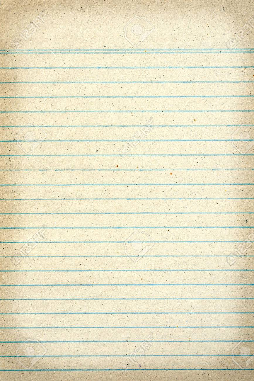 Vintage Grungy Lined Paper Photo Picture And Royalty Free – Lined Paper