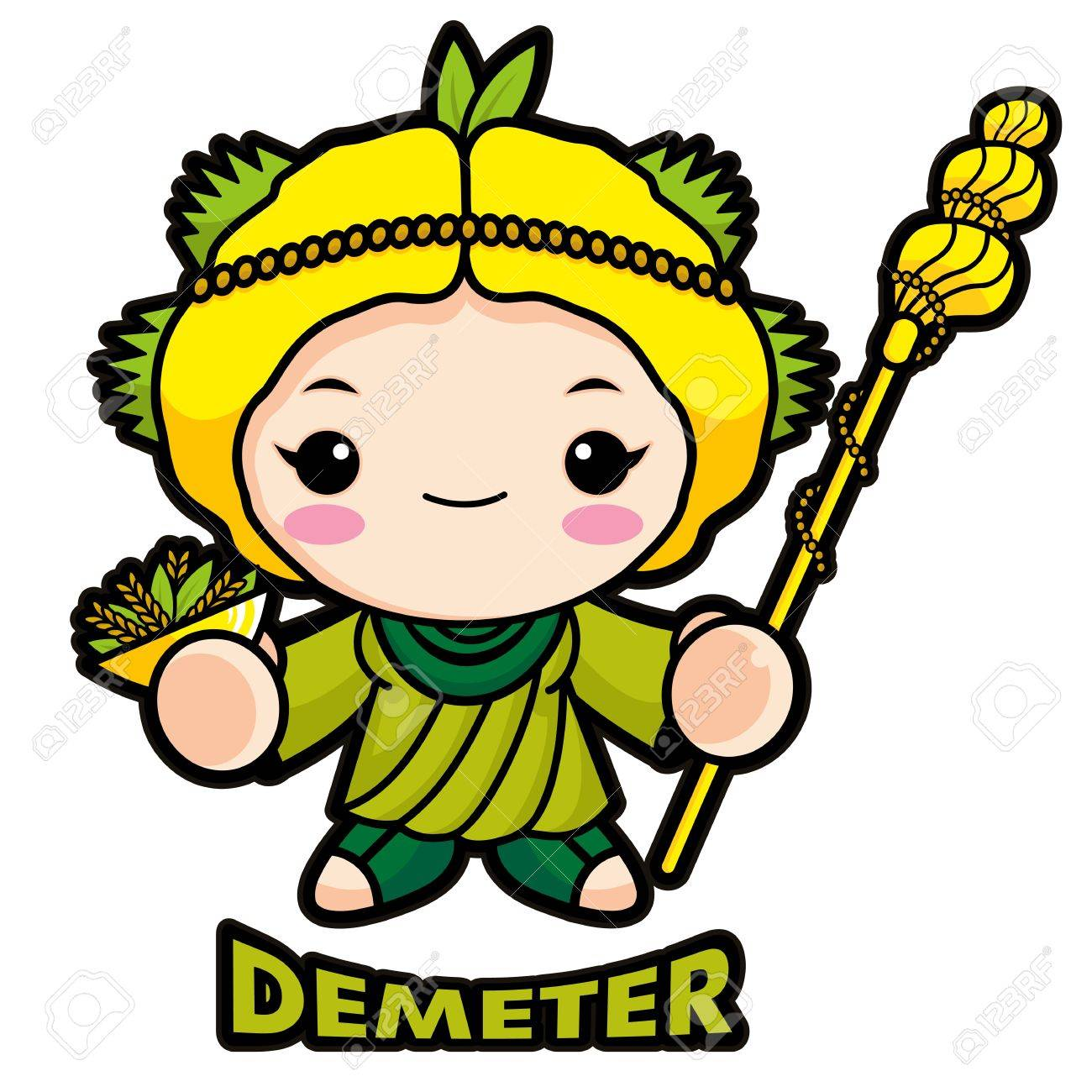 Demeter Symbols