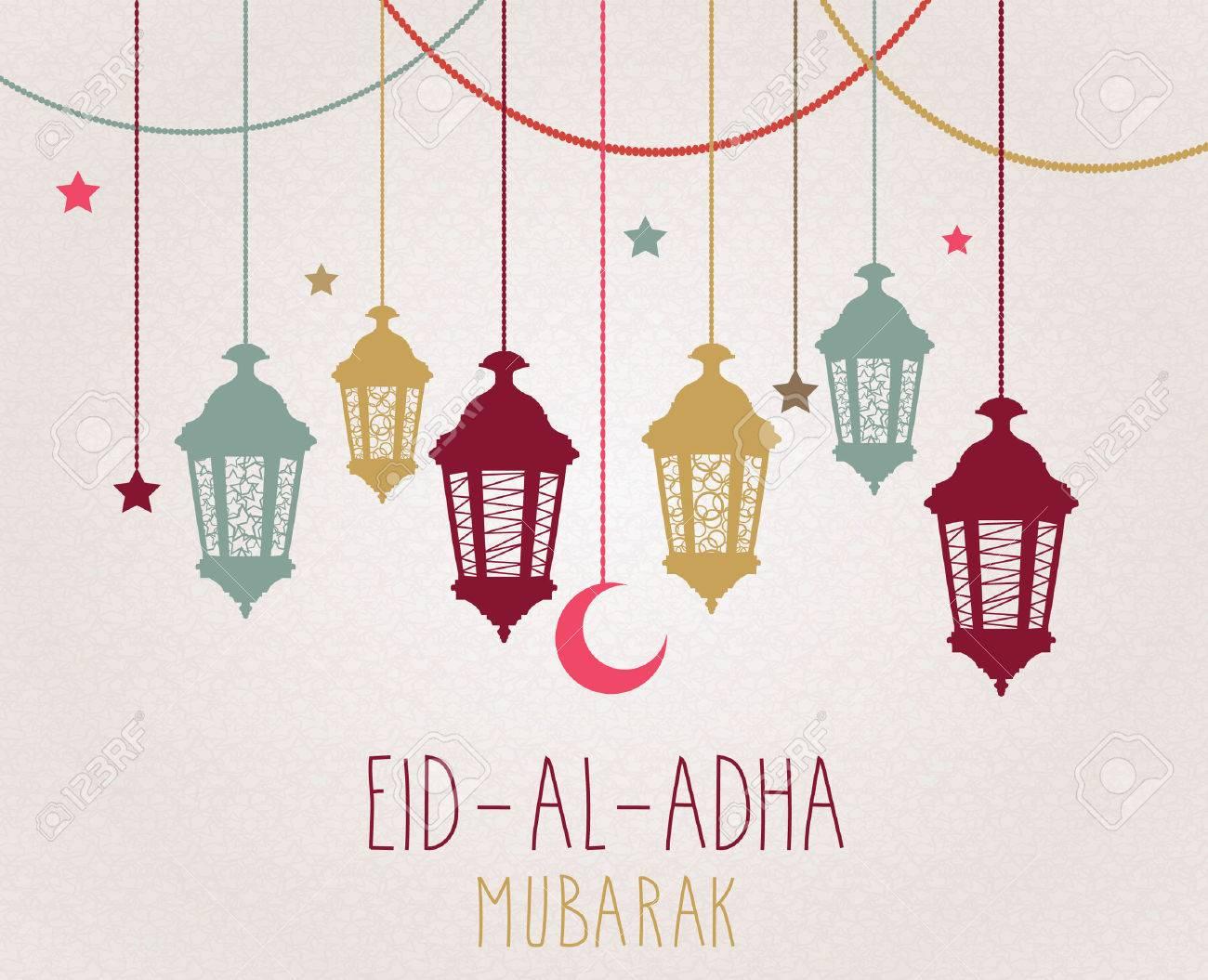 Popular Idul Fitri Eid Al-Fitr Decorations - 44386343-eid-al-adha-mubarak-poster-hanging-lantern-vector-illustration-  Snapshot_881624 .jpg